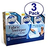 Pledge Fabric Sweeper 1ct(Pack of 3)