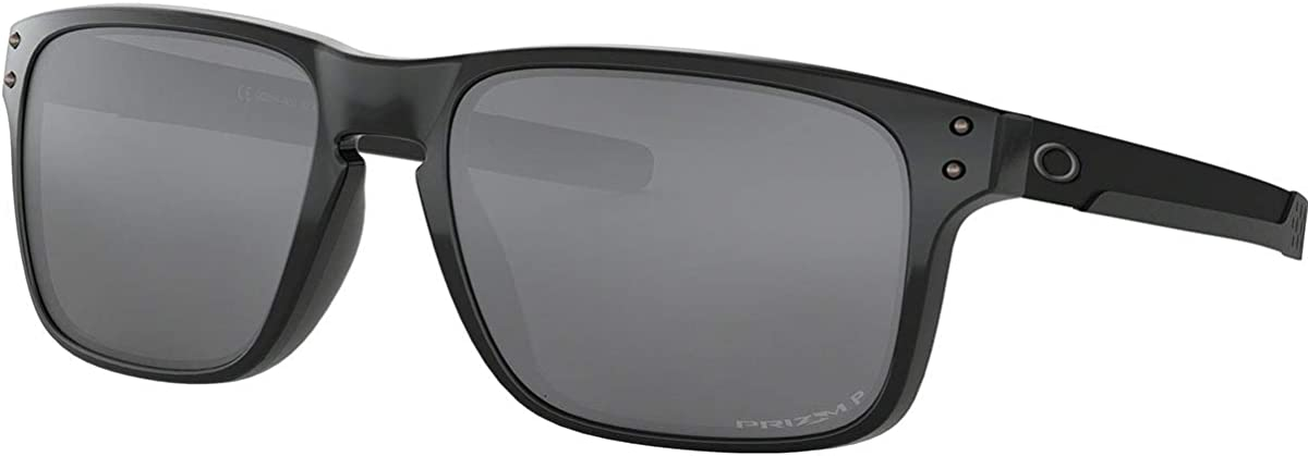 OAKLEY Holbrook Mix 938406 Gafas de sol, Polished Black, 57 para Hombre