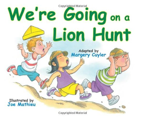 We're Going On A Lion Hunt pdf