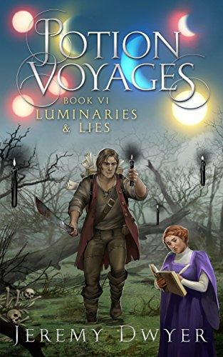 Potion Voyages Book 6: Luminaries & Lies