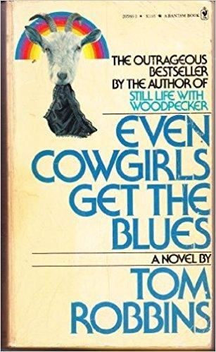(4 Titles By Tom Robbins: