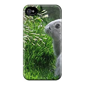 EgP1680uBdc Case Cover Protector For Iphone 4/4s Amazing Animals S Pack-2 (42) Case by lolosakes