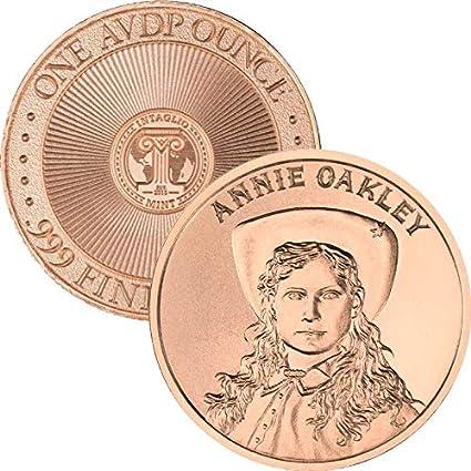 Jig Pro Shop Norse God Series 1 oz .999 Pure Copper Round//Challenge Coin