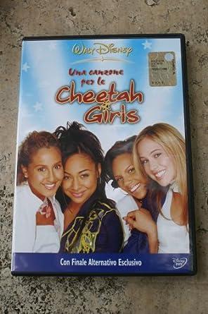 Cheetah Girl Dvd