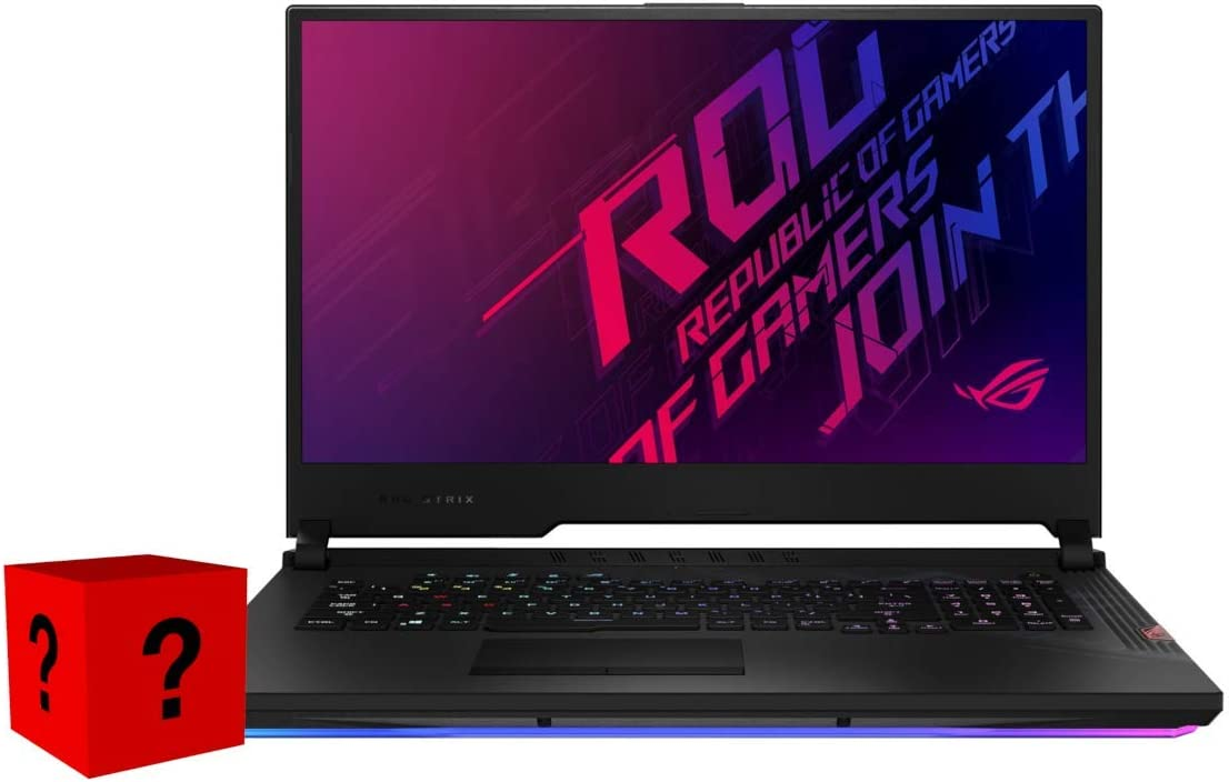 XPC ROG Strix Scar 17 Gamer Notebook 17.3