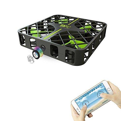TOYEN Gordve Mini RC Drone FPV VR WiFi RC Quadcopter Altitude Hold Remote Control Drone with HD 720P Camera Rc Quadcopter-Green