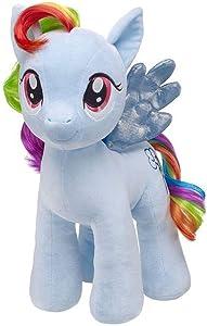 Build A Bear Workshop My Little Pony Rainbow Dash Plush