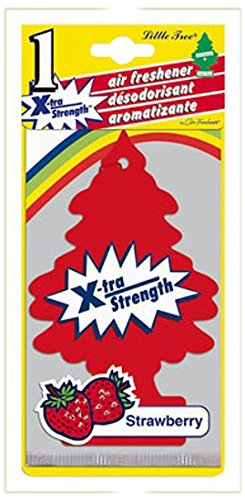(Little Trees Xtra Strength Car Air Freshener)