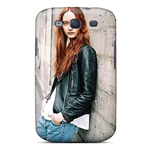 High Quality OkbQibo2387BxBRv Corner Girl Tpu Case For Galaxy S3
