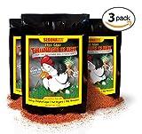 3 beer bbq rub - Sedona Smokehouse Rubs - Free Game Thunder Cluck Chicken Rub (4oz X 3)