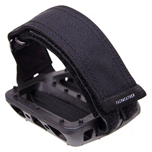 5位.フェアウェザー pedal strap black