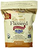 Spectrum Ground Flaxseed, 24 Ounce