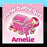 New Baby Girl Amelie by The Teddybears