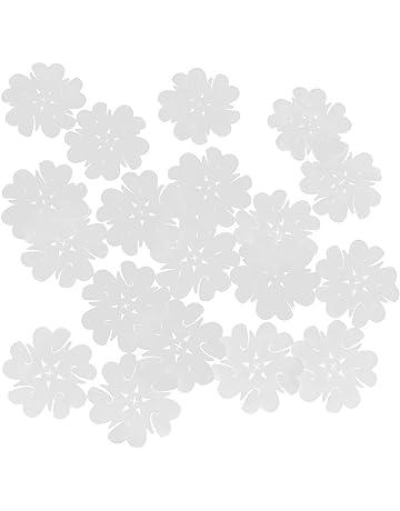20pcs Clip Presilla De Lazo Del Globo Clip De Hebilla De Plástico Transparente Para Una Fiesta