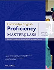Proficiency Masterclass Student's Book & Online Skills: For the 2013 exam. Master an Exceptional Level of English with Confidence