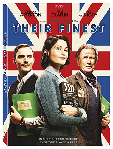 Image of Their Finest film cover.
