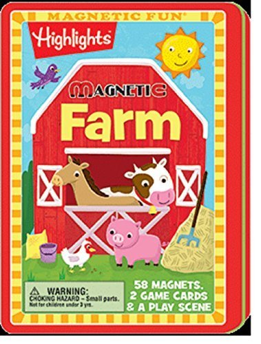 Lee Publications Highlights Magnetic Fun - Tin Farm