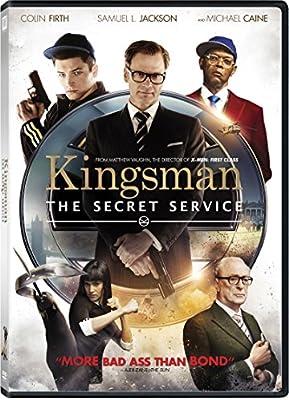 Kingsman The Secret Service Colin Firth Jack Davenport Mark Strong Adrian Quinton Jonno Davies Matthew Vaughn Movies Tv Amazon Com