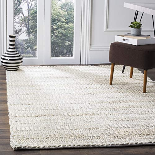Safavieh Natural Fiber Collection NF212D Hand-woven Jute Area Rug
