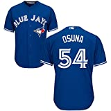 sho_Blue Jays Mens Roberto_Osuna 54# Jersey sports Royal Toronto Baseball