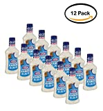 PACK OF 12 - Kraft Ranch Peppercorn, 16.0 FL OZ
