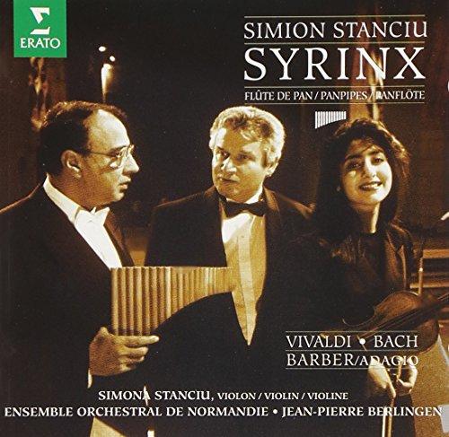 Concertos Pour Flute (Stanciu Syrinx Simion)