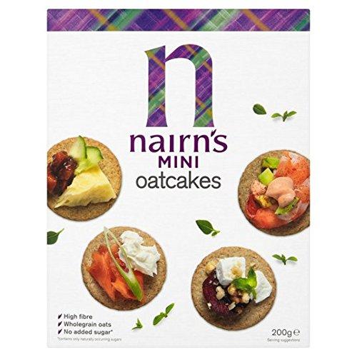 200g Mini Tortas de avena de Nairn