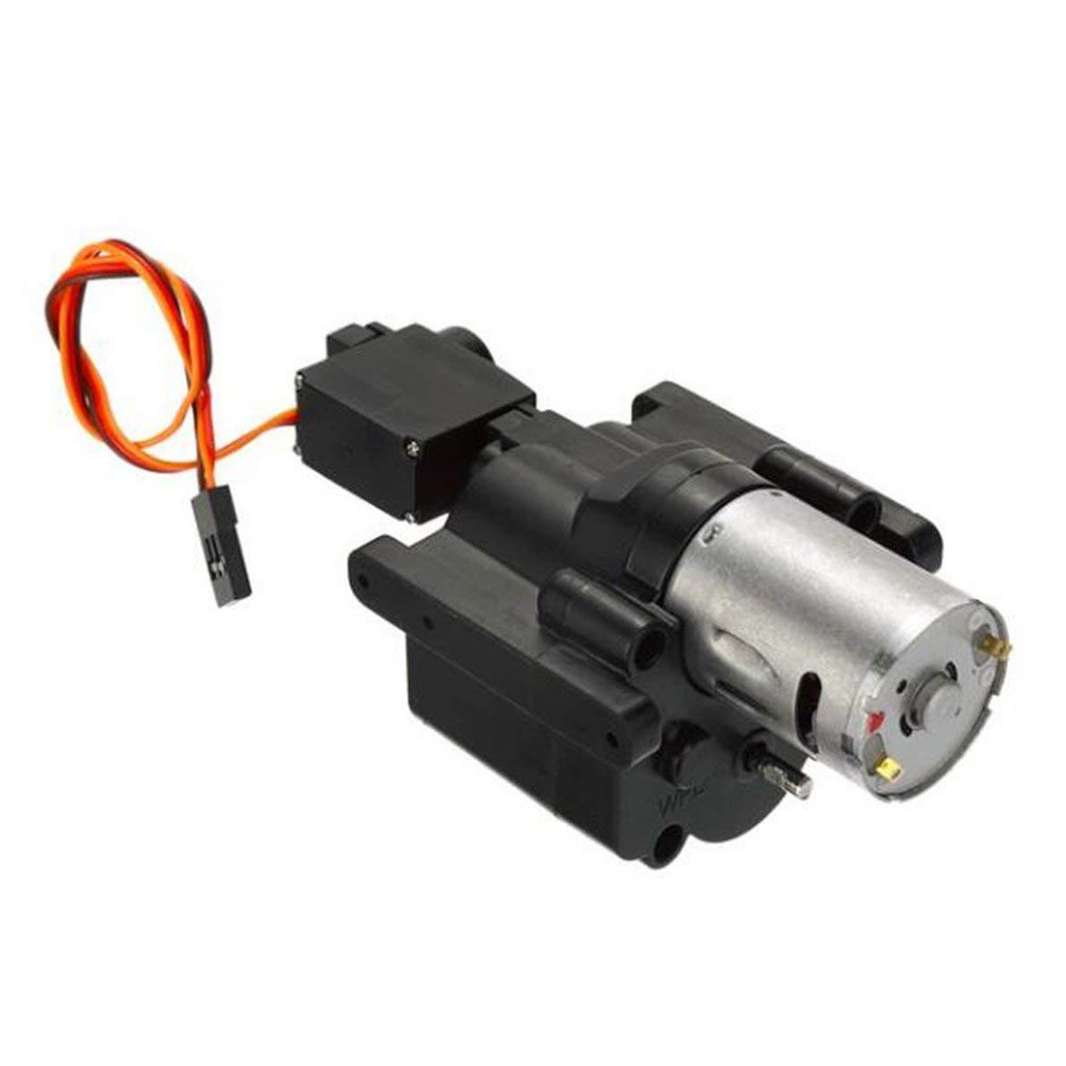 Speed Change Gear Box for WPL B-1 B-24 B-16 C-24 1/16 4WD 6WD RC Car Crawler 10km/h-30km/h Remote Control Parts & Accessory Crispsounds