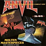 Molten Masterpieces - Hard 'N' Heavy / Metal On Metal (2 for 1) by Anvil (1989-05-03)
