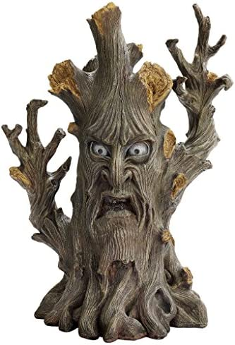 Design Toscano CL5866 Bark The Black Forest Tree Ent Statue