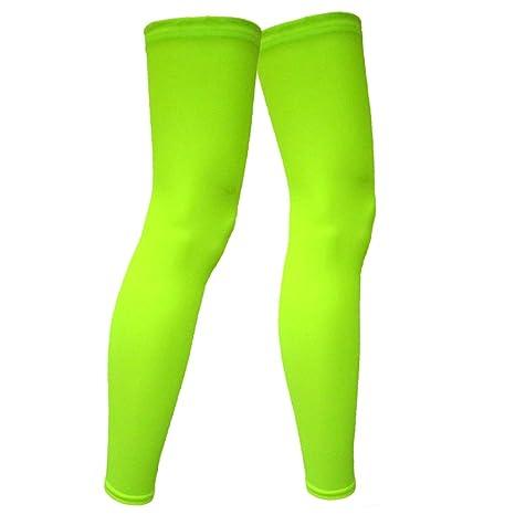 B Baosity 1 Unidad Pantalones Calentadores de Piernas Bicicleta de ...