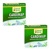 2 X Maharishi Ayurveda Cardimap Tablets