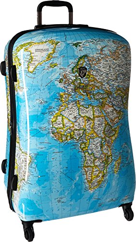 Heys America Unisex Journey 30'' Spinner Blue Luggage by HEYS AMERICA