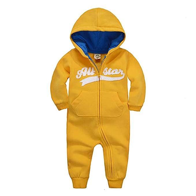 Huateng Baby Romper Unisex Pijamas De Bebé Oso Chico Mameluco Prendas De Vestir Exteriores Chica Jumpsuit Pantalones Oso Estilo: Amazon.es: Ropa y ...