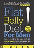 Flat Belly Diet! for Men, Liz Vaccariello and D. Milton Stokes, 1605291668