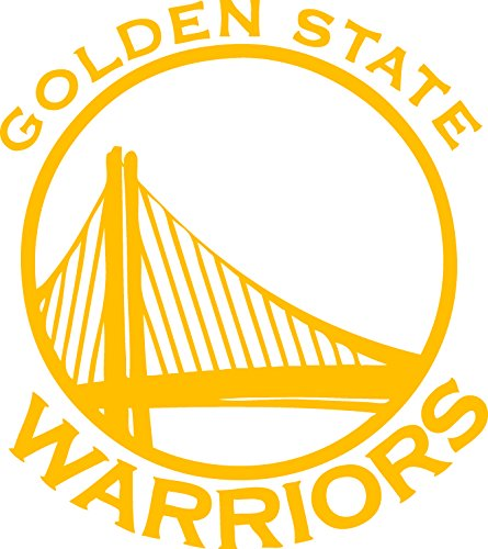- TDT Printing & Custom Decals Golden St. Warriors Vinyl Decal Sticker for Car or Truck Windows, Laptops etc. ... ...