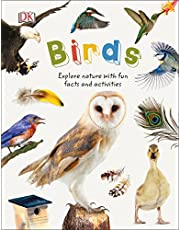 Birds: Explore Nature with Fun Facts and Activities
