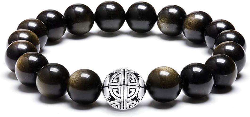Bracelet en or argent Bracelet en pierre naturelle pour bijoux FR