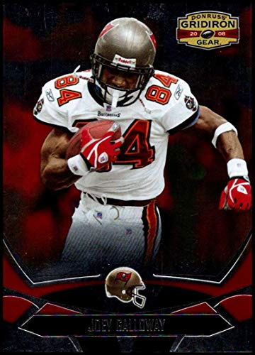 2008 Donruss Gridiron Gear #94 Joey Galloway NM-MT Tampa Bay Buccaneers Official NFL Football Card ()