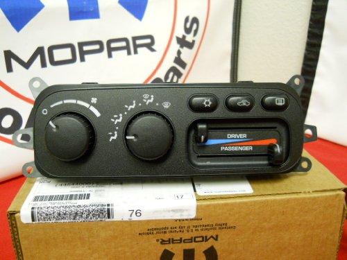 Heat Switch (Dodge Ram 1500 2500 3500 A/C AC heater heat control head unit switch)