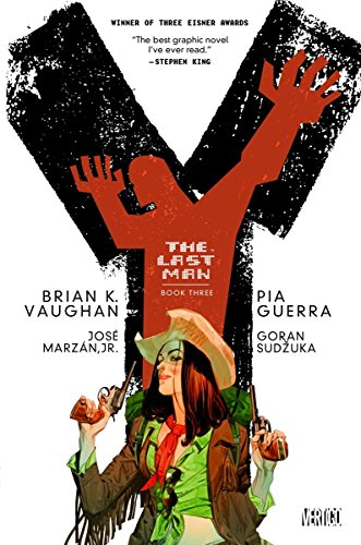 y the last man book 1 - 2