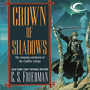 Crown of Shadows Audiobook