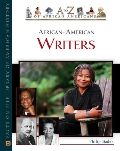 BOOK African-American Writers (A to Z of African Americans) DOC