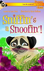 Sniffin' & a Snoofin' (Puppy Pug Tails)