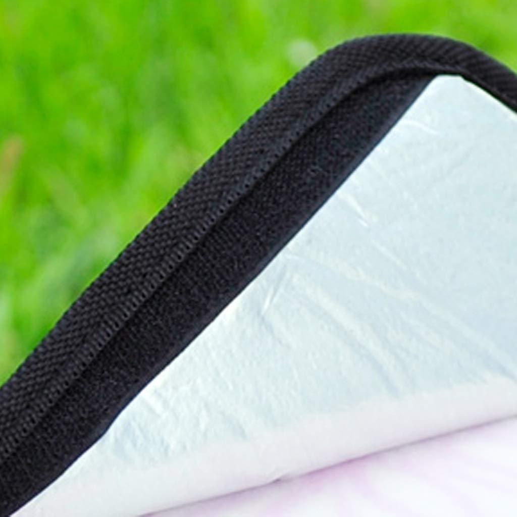 QRD-HW QRD-HW QRD-HW Große Campingdecke, Outdoor Picknick Wasserdichte Pad Park Ultraleichte Weibliche Picknick Liefert Zelt (Farbe   Blau) B07PY3LL74 | Eleganter Stil  505fbb