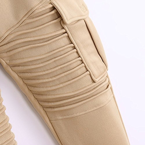 Pantaloni pants Da Uomo Sportivi Slim athletic Cachi Harem Autunno pantaloni Meibax Pantalone leggings Lavoro Carico Fit Yoga Cotone pantaloni ZwHZ5