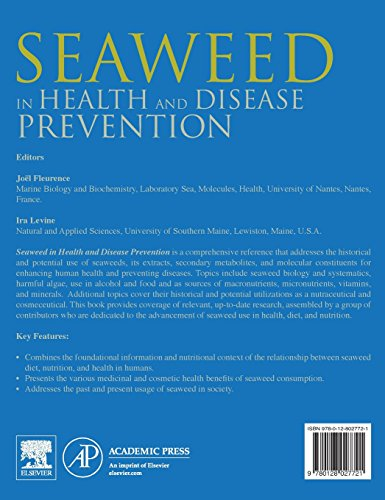 51hb8DxKXeL - Seaweed in Health and Disease Prevention