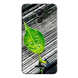 Cover It Up - The Leaf Coolpad Note 3 Hard case