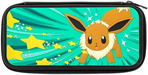 PDP - Funda Deluxe Travel Case - Eevee Battle Edition (Nintendo ...