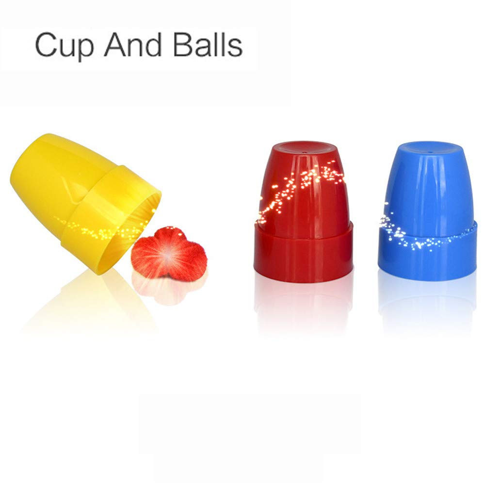 Susun Complete Course In Cups And Balls Magic - Includes Cups And Balls